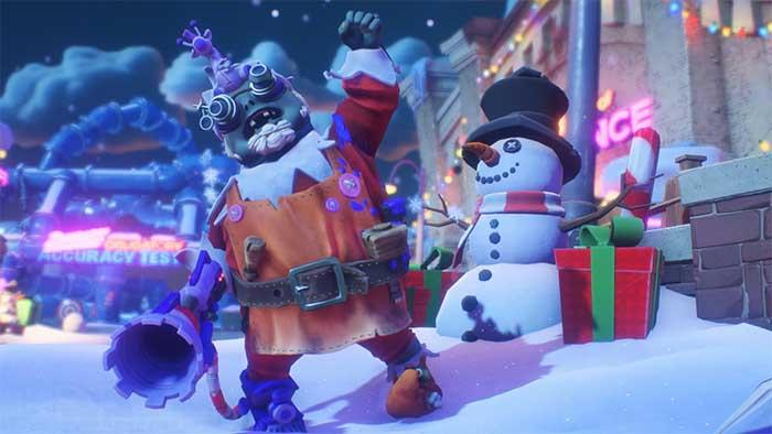 بازی کریسمس 2021