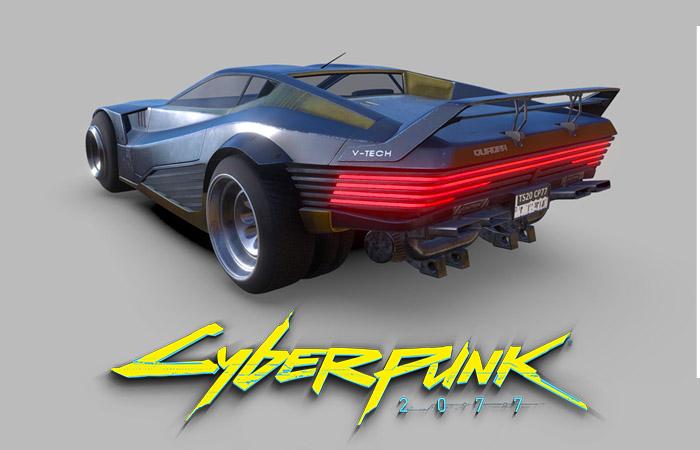 بهترین ماشین و موتور سایبرپانک 2077