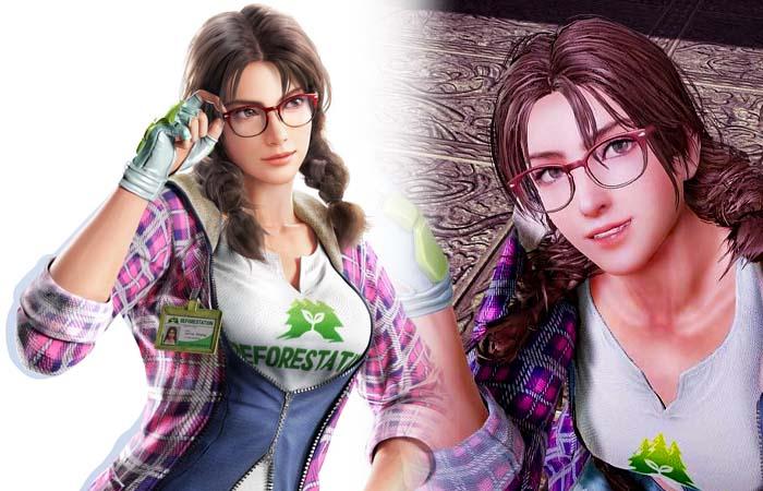 زنان بازی Tekken