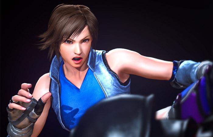 شخصیت های زن Tekken