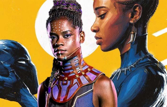 شخصیت های زن Marvel