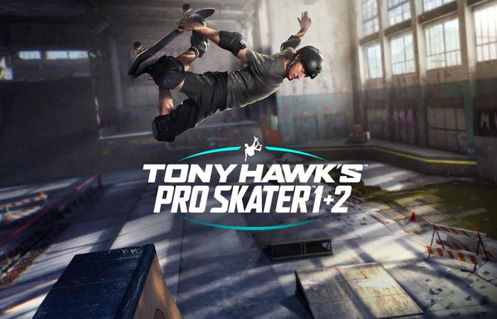 بازی Tony Hawk's Pro Skater 1 + 2