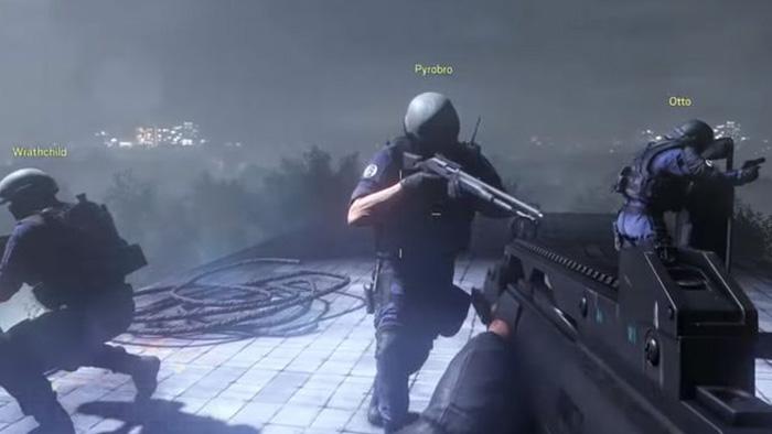 حرفه ای شدن در Rainbow Six Siege