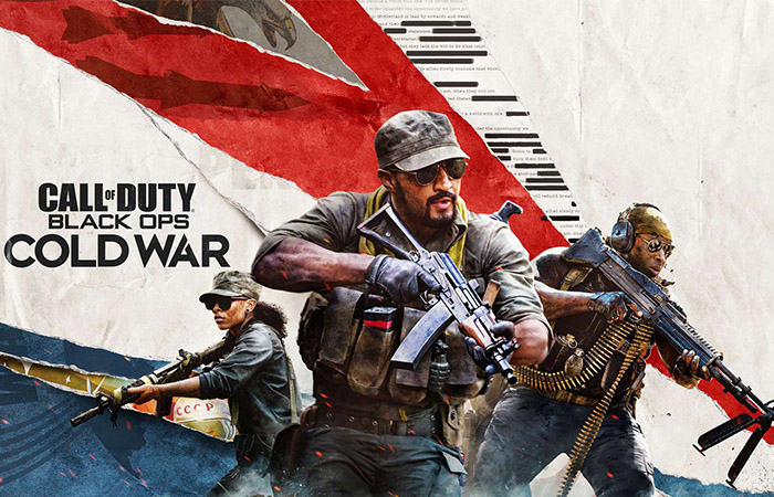 فصل جدید Black Ops Cold War