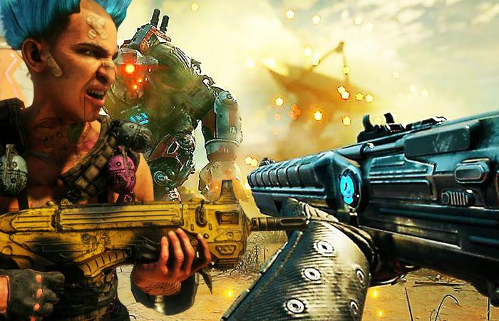 سلاح Rage 2
