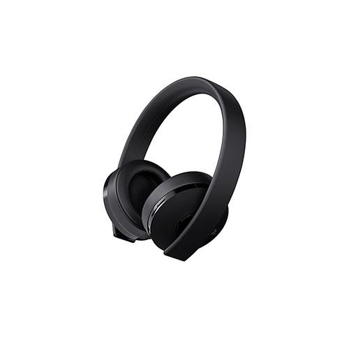 Sony PlayStation Gold Wireless Headset New