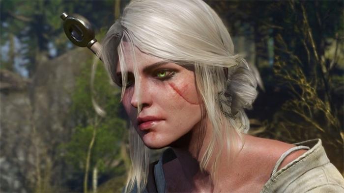 بهترین شخصیت زن بازی