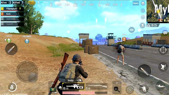 آموزش بازی پابجی موبایل