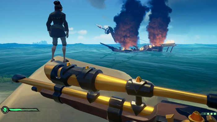 پول بازی Sea of thieves