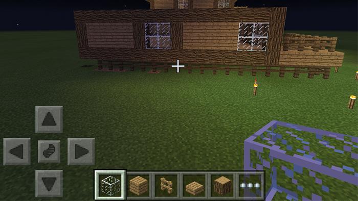 ساخت خانه ماینکرفت