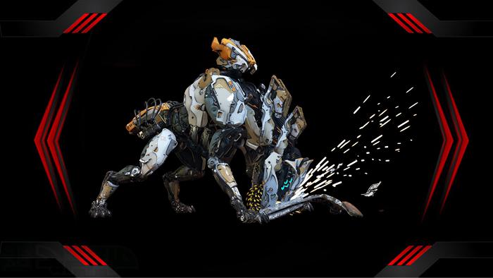 کشتن ربات هوریزون زیرو داون