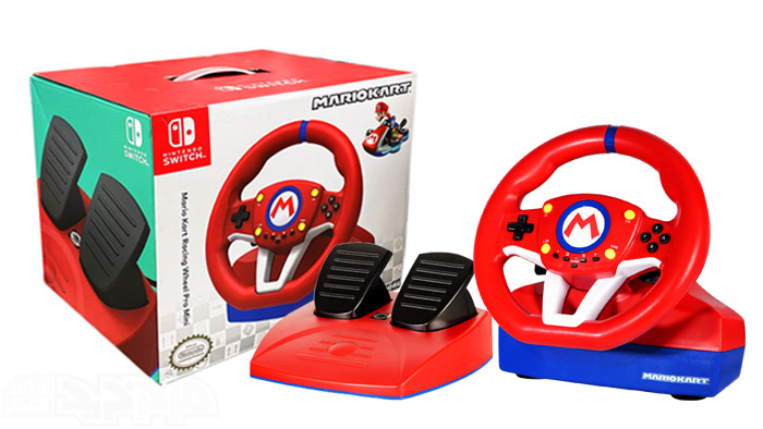 فرمان بازی نینتندو سوییچ مدل Mario Kart Racing
