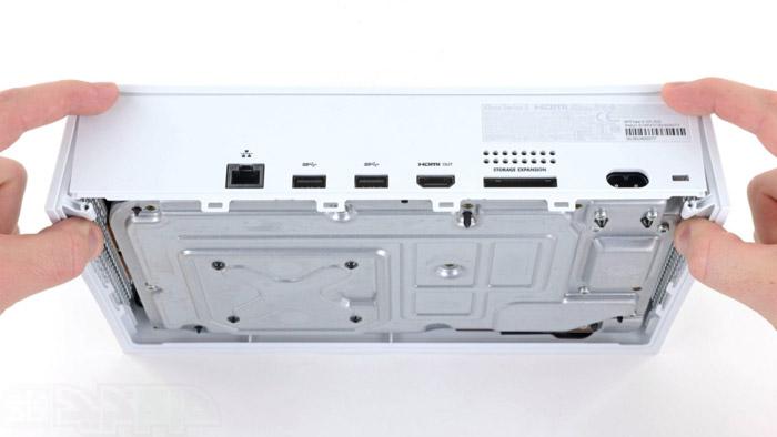 تعمیر ایکس باکس سری اس