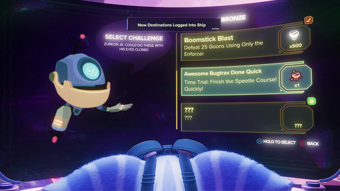 راهنما بازی Ratchet & Clank: Rift Apart