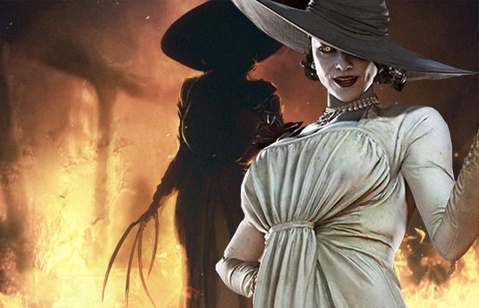 داستان Lady Dimitrescu