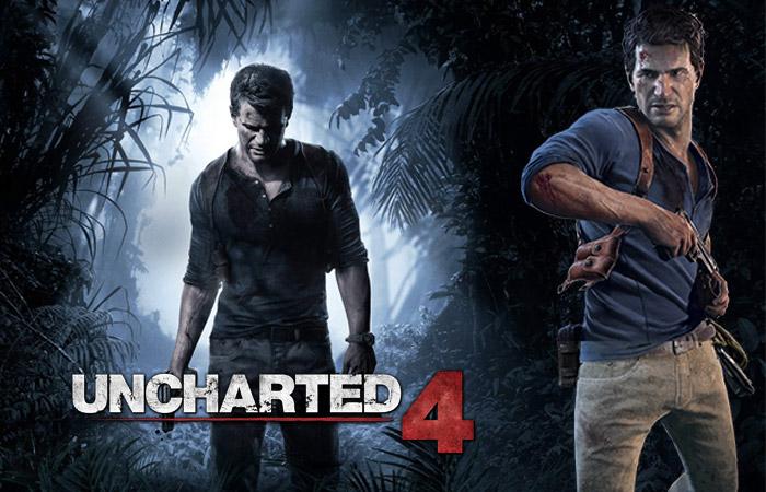 نسخه کامپیوتری بازی Uncharted 4