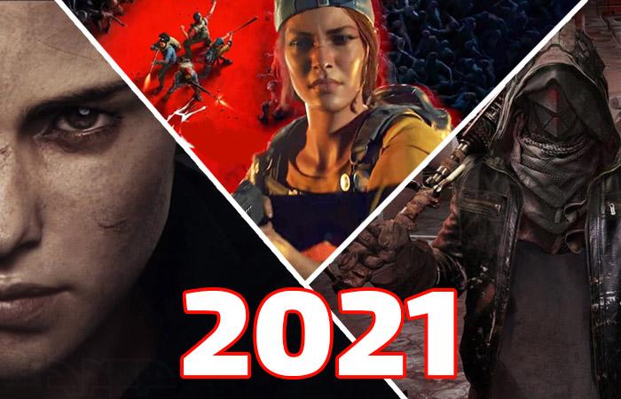 بازی جدید ۲۰۲۱
