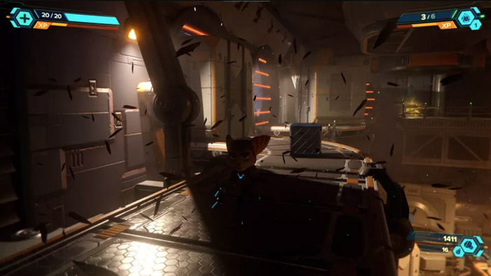 Gold Bolt بازی Ratchet and Clank: Rift Apart