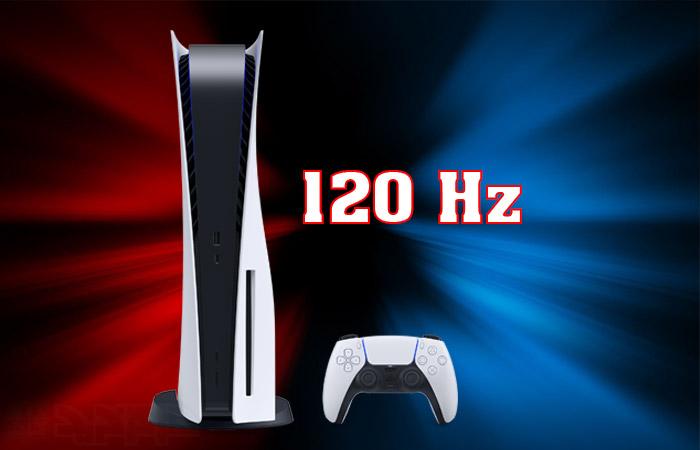 فعالسازی قابلیت ۱۲۰ هرتز پلی استیشن ۵