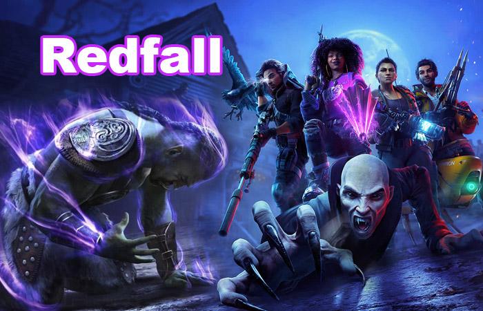 معرفی بازی Redfall