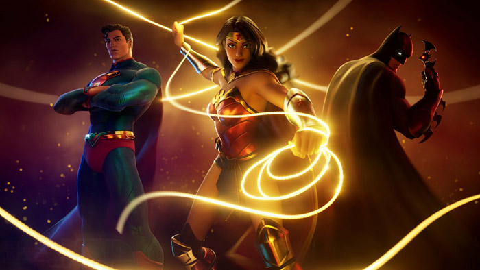 اسکین Wonder Woman فورتنایت