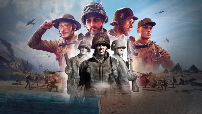 بازی شبیه ساز جنگ جهانی