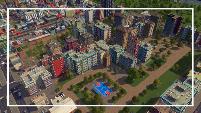 بازی Cities: Skylines