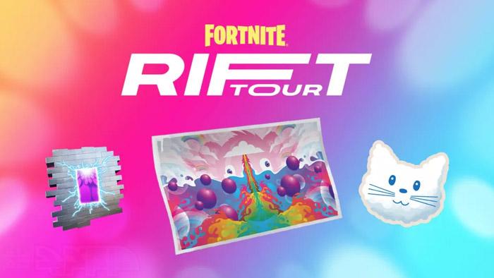 Rift Tour فورتنایت