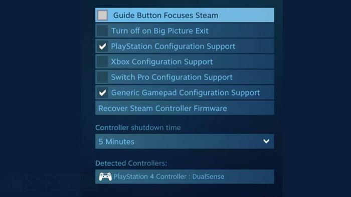 اتصال دسته پلی استیشن 5 به PC