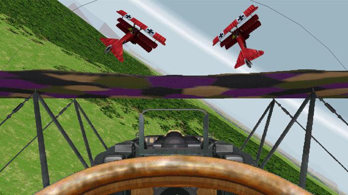 بازی شبیه ساز پرواز