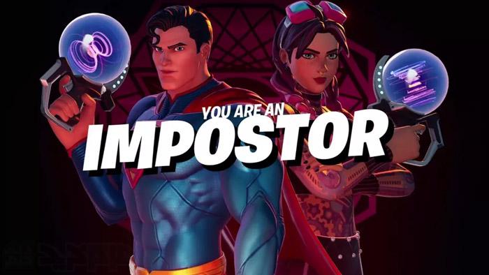 Impostors بازی فورتنایت
