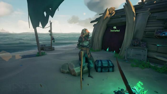 راهنما بازی Sea of Thieves A Pirate's Life Tall Tale