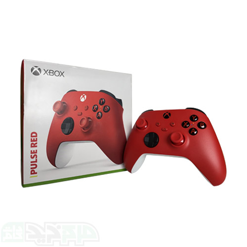 Xbox Series X Wireless Controller red