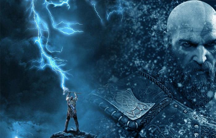 بازی God of War راگناروک
