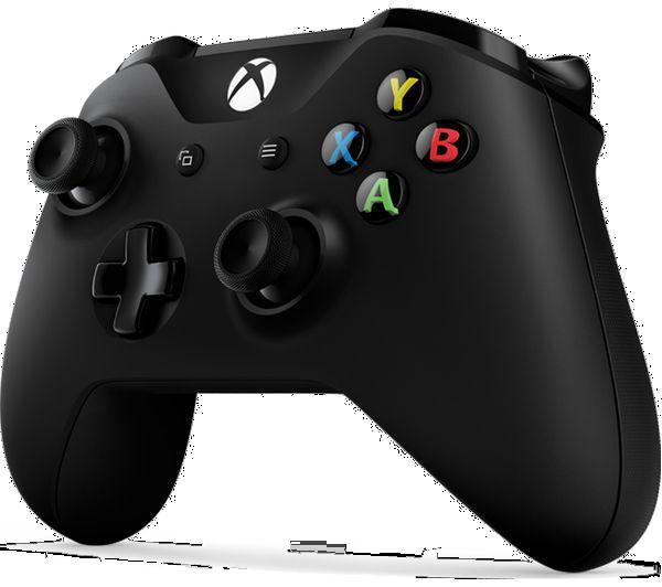 کنسول ایکس باکس وان ایکس 1 ترابایت مشکی مدل Xbox One X 1Tb