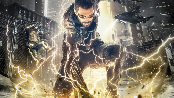 بازی Deus Ex: Mankind Divided